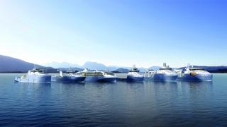 Rolls-Royce unveils new unified ship design