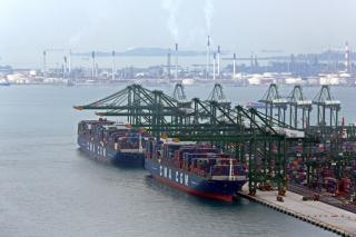CMA CGM and PSA launch Phase 2 of container terminal joint venture in Singapore