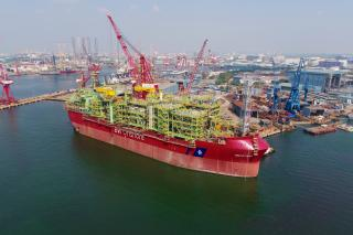 Keppel Shipyard to deliver twelfth FPSO to BW Offshore