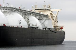MOL holds naming ceremony for Tokyo Gas newbuild LNG carrier Energy Liberty