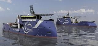 First Of Two Newbuildings To Be Equipped With X-STERN™