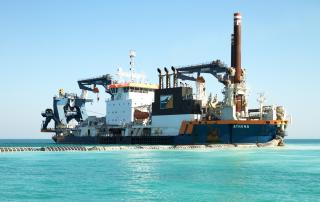 Van Oord awarded large Mexican land reclamation project