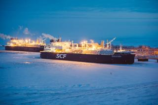NOVATEK and TOTAL Sign Sale Agreement for Arctic LNG 2 Stake