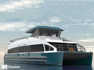 Glosten Completes Design of New Passenger Vessel for Kitsap Transit