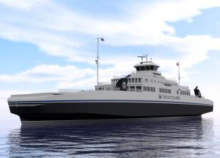 """Three more LNG ferries of Multi Maritime's design """"MM125FD LNG"""" to be built by Tersan Shipyard"""