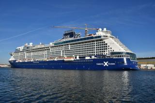 A new order for Chantiers de l'Atlantique