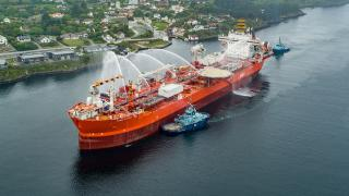 Deltamarin Supports KNOT in Martin Linge FSO Project