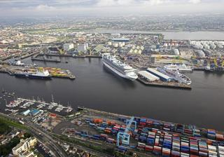 Dublin Port launches Masterplan 2040 reviewed 2018