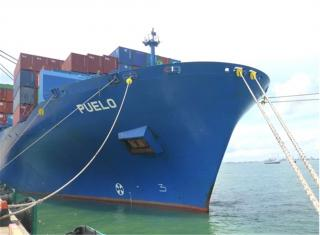 Diana Containerships sales another Post-Panamax Container Vessel, the mv Puelo