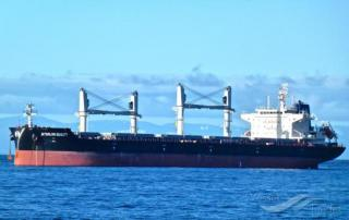 Ocean Yield ASA announces delivery of Handysize dry bulk newbuilding