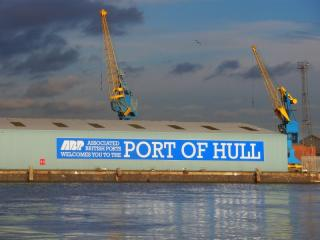 ABP Announces £15 Million Investment In Hull Container Terminal