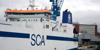 SCA Logistics is firmly established in Kiel; 500th ship clearance in the Port of Kiel and at the Kiel-Canal