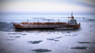Steel Cutting Ceremony for Teekay LNG Partner's 2nd LNG Icebreaker for the Yamal Project (Video)