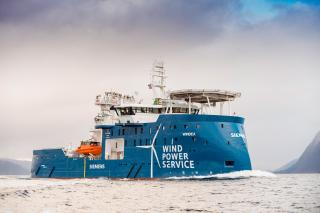 Ulstein Designs Shortlisted For Renewables And 'Supply Vessel Of The Year' Awards