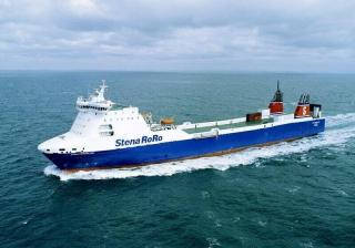 Stena RoRo converts two vessels to SERTICA in only 5 weeks