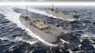 Vigor wins award to build the US Army's Maneuver Support Vessel (Light)- a new generation of landing craft for US Army