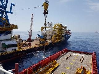 Egyptian success for Vroon Offshore Services