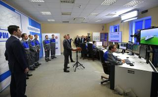 Russia's first floating storage and regasification unit at the Kaliningrad province starts up