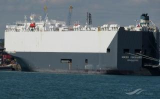 Höegh Autoliners: Innovative thinking to ship out-of-gauge unit