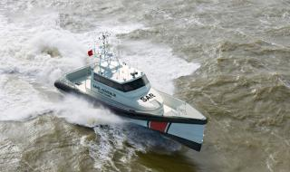Rolls-Royce to supply MTU Engines for Search and Rescue vessels in Turkey