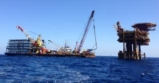 Kreuz Glorious Mobilized for ONGC Project
