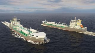 Wuhu Shipyard awarded contract by Donsötank for the construction of two FKAB-designed oil products and chemical tankers