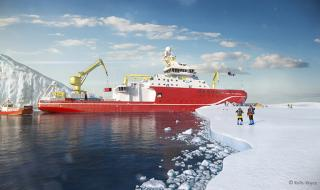 Rolls-Royce and Cammell Laird mark milestone for RRS Sir David Attenborough