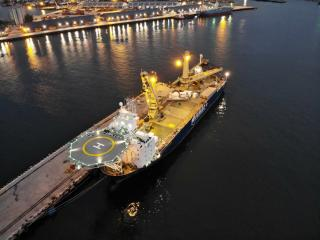 Jumbo wins offshore subsea decommissioning project in North Sea