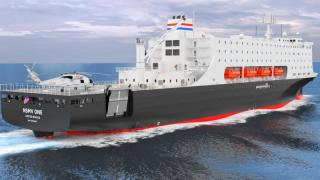 TOTE Services Awarded Marad Contract To Develop National Security Multi-Mission Vessel (Video)