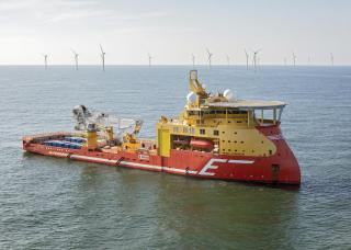 Eidesvik Offshore signs MoU for the sale of OCV Viking Poseidon