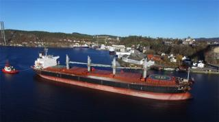 Great Eastern Shipping takes delivery of Secondhand Supramax Dry Bulk Carrier Jag Rohan