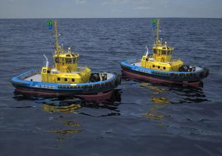 Two ASD Tugs 2411 For SAAM Smit Towage To Be Built By Wilson Sons, Brasil