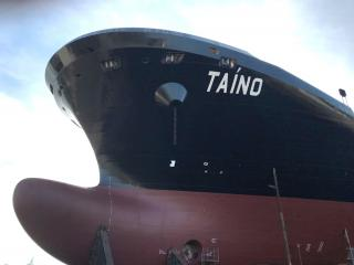 Crowley's Second ConRo Ship Taíno Excels During First Speed Trial