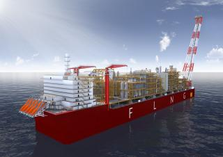 LR supports Coral South FLNG project in Mozambique