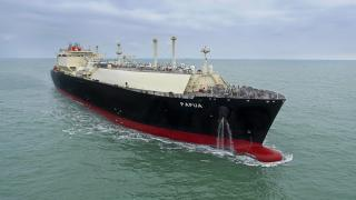 MOL signs long-term charter contract of 4 LNG carriers for Russia Yamal LNG Project
