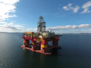 Stena Drilling sign contract with Total E&P UK Ltd