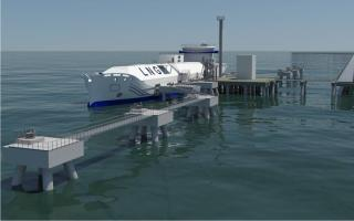 SENER will be presenting its new LNG bunkering vessel design at the LNG Bunkering Summit 2017