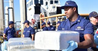 U.S. Coast Guard, agency partners interdict 4,000 pounds of marijuana