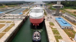 First HERO vessel transits expanded Panama Canal