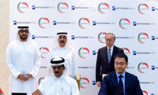 Hutchison Ports assumes operation of Ahmed Bin Rashid Port in The Emirate of Umm Al Quwain