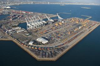 Long Beach sees seven straight months of container growth