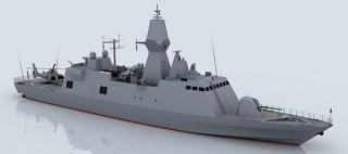 Three New Warships to be delivered to UAE Navy by ADSB