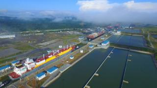 Panama Canal Sets Record Annual Cargo Tonnage in Fiscal Year 2017