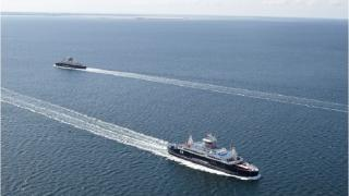 Danish Ferries sold to Molslinjen; Sale approved by the Danish Competition Authority