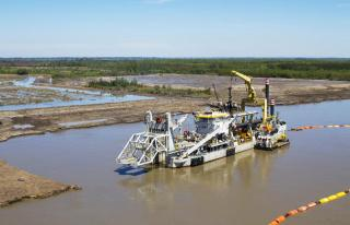Jan De Nul will dredge Access Channel to Guayaquil Port