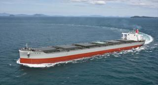 K-Line announces delivery of coal carrier SHONAI MARU for JERA Trading Pte. Ltd.