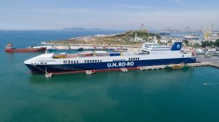 Leading Turkish freight ferry company U.N.Ro-Ro is now part of DFDS