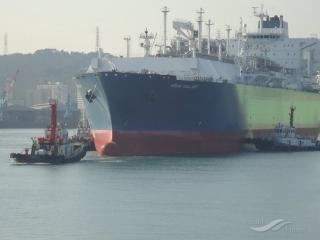 Höegh LNG announces amendment of the Höegh Gallant time charter