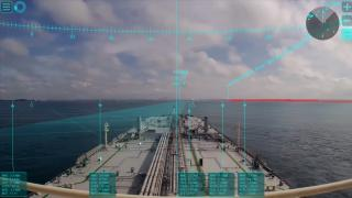 MOL to Install AR Navigation System on 21 VLCCs (Video)