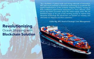 Industry Consortium Successfully Tests Blockchain Solution Developed by Accenture That Could Revolutionize Ocean Shipping